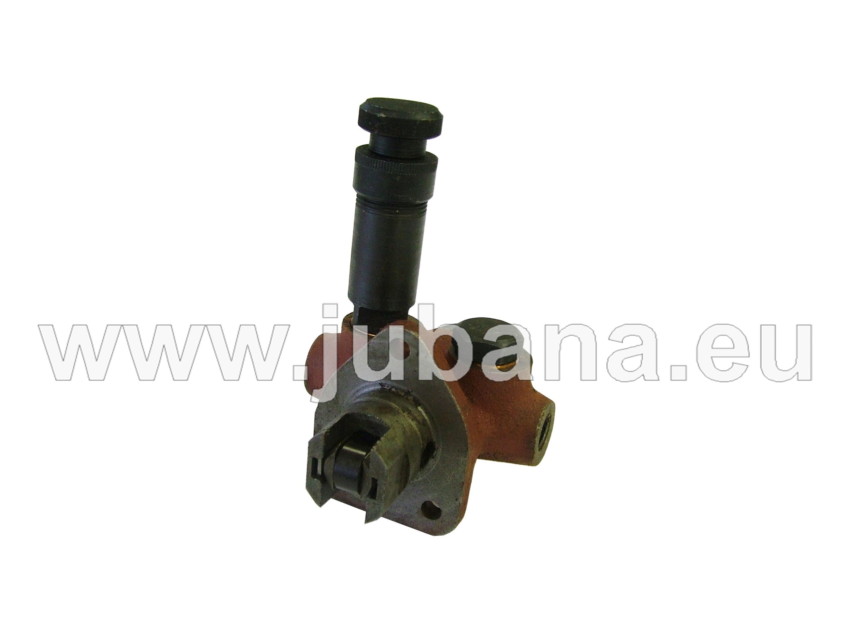 ТНВД дизельного двигателя: устройство, работа и схема.